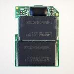 SDカード内部の部品
